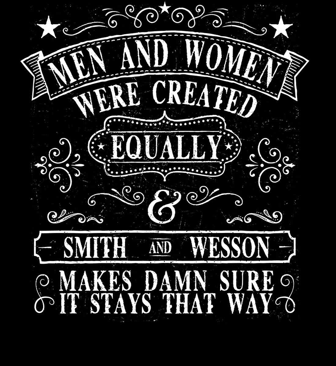 Sons Of Liberty Men and Women were Created Equally Long Sleeve Shirt