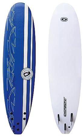 Osprey Tabla de Surf de Espuma de Rayas para Principiantes 2,13m.