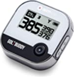 Golf Buddy AIM V10 Golf Laser Rangefinder Bluetooth Golf GPS devices for Hat, Golf distance Range Finder for Golfers, 14…