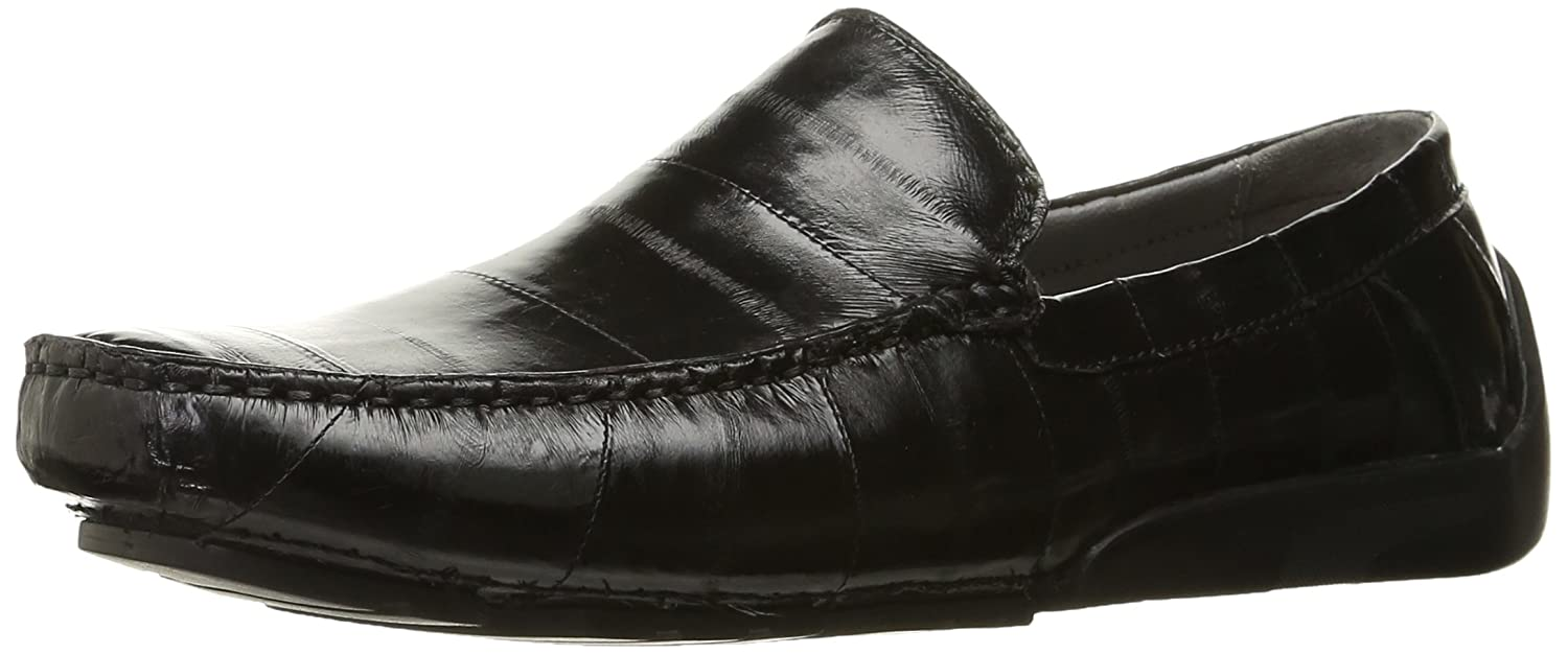 Kenneth Cole New York Men's Sunday Fun-Day Slip-On Loafer Saffiano Leather