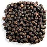 BLACK PEPPER CORN / WHOLE BLACK PEPPER CORN COOKING ASIAN HERBS AND SPICES 100g