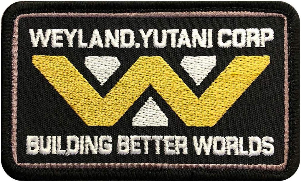 PATCH ALIEN WEYLAND-YUTANI CORP