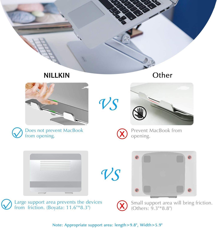 NILLKIN Supporto per portatile argento