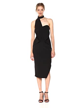 9ad296ad6672 Keepsake The Label Women's Dance with Me Dress, Black S at Amazon ...