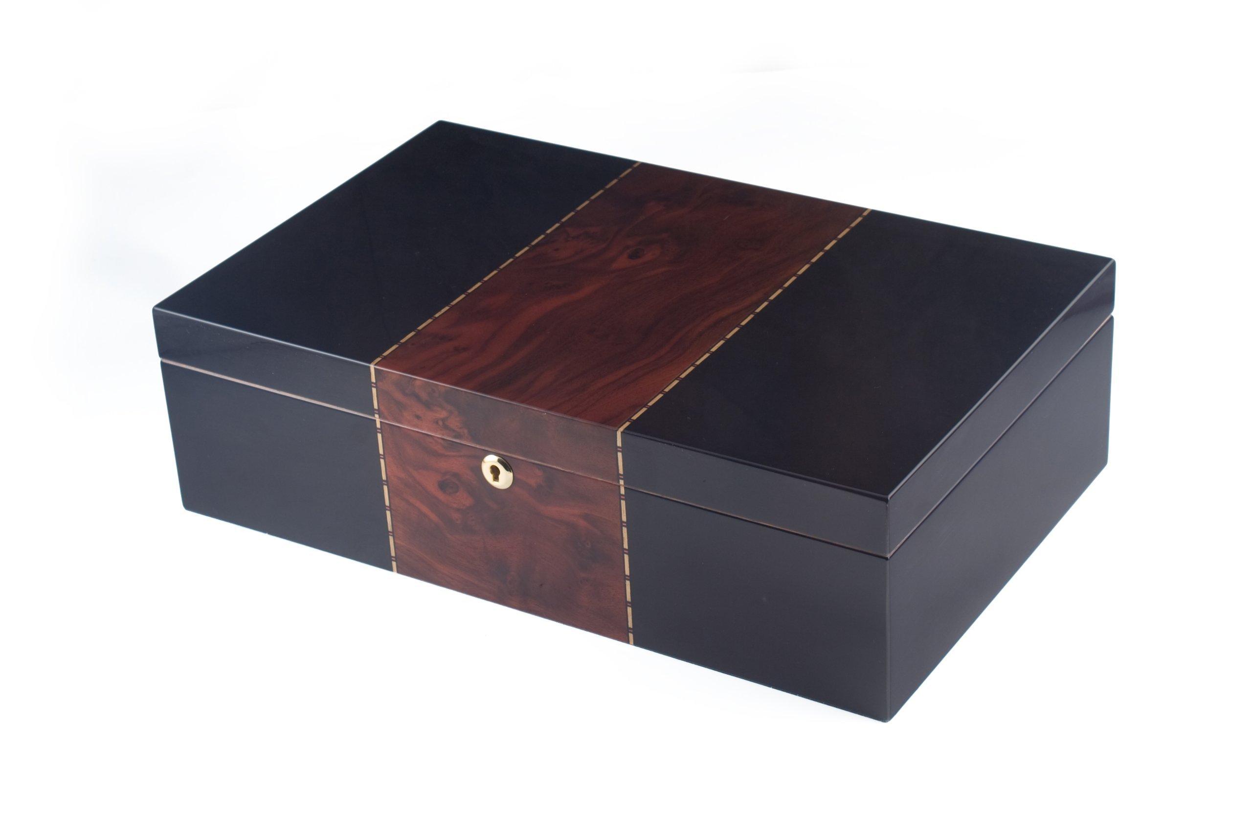 Cigar Classics Ticker 175 Count Humidor