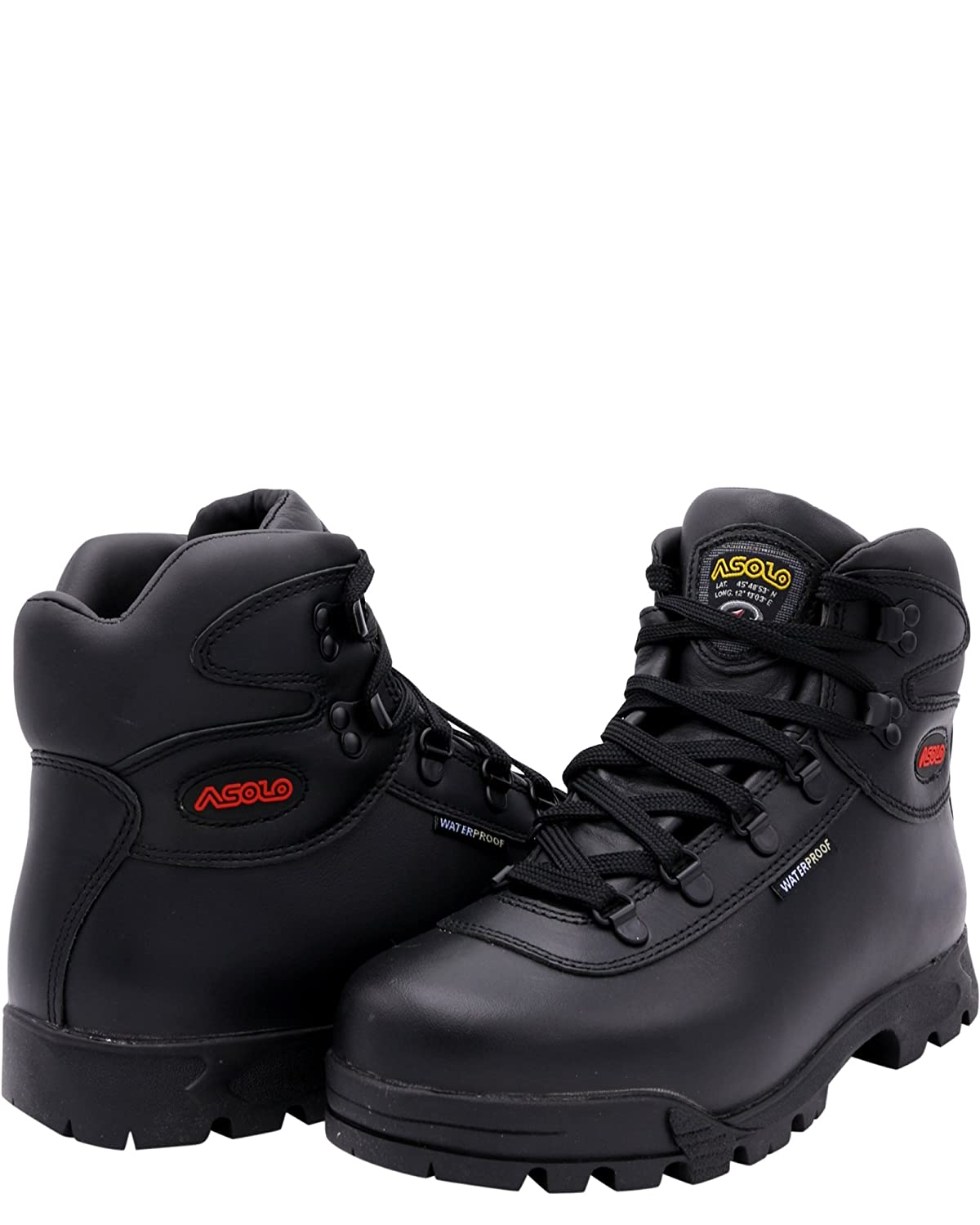 Asolo Mens Skyriser//Supremacy//Welt High Hiker Boot