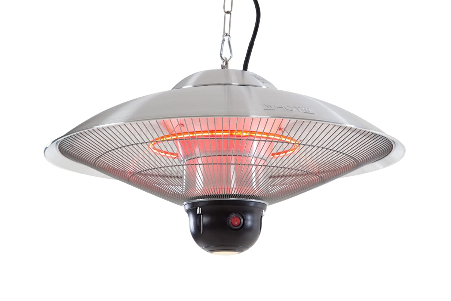 Sunred CE09LGT hanging 1800 W Golden Tube und Light