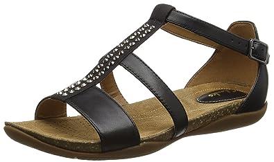 Erkunden Zu Verkaufen Spielraum Kosten Clarks Herbst Frieden Damen Sandalen 8 D (M) UK/42 EU Weiß Spielraum Günstigsten Preis Online Einkaufen Steckdose Neuesten UMpMM