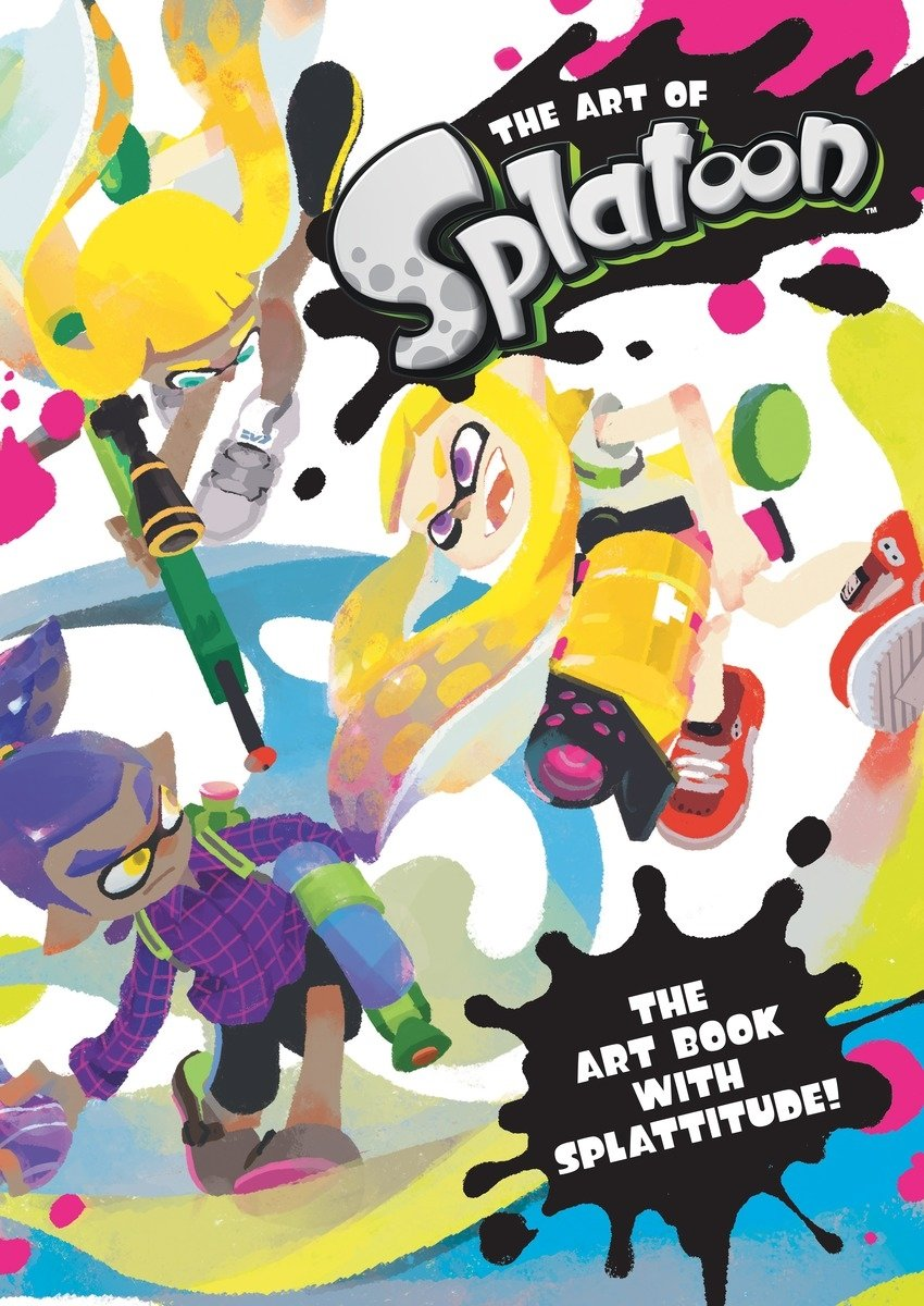 The Art Of Splatoon: Amazon.es: Nintendo USA: Libros en idiomas ...