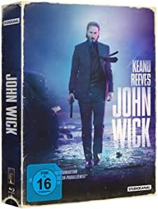 John Wick 1 - Tape Edition limitiert auf 1111 Stück [Blu-ray]
