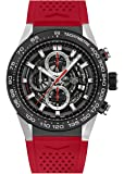 Mens Tag heuer Carrera Calibre Heuer 01 Automatic Chronograph 45 MM CAR2A1Z.FT6050