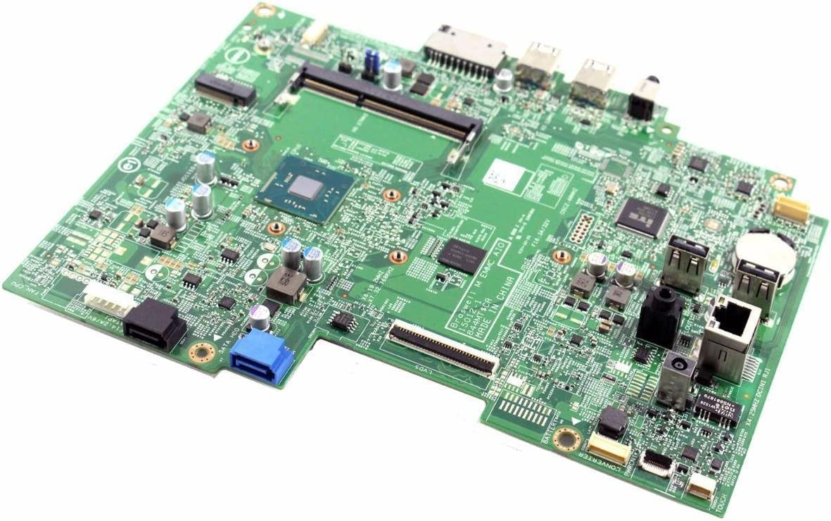 Dell Inspiron 3052 All in One DDR3L SDRAM 1 Memory Slots SATA 4 USB Ports Motherboard X0JXV 1R0P6 01R0P6 0X0JXV CN-0X0JXV