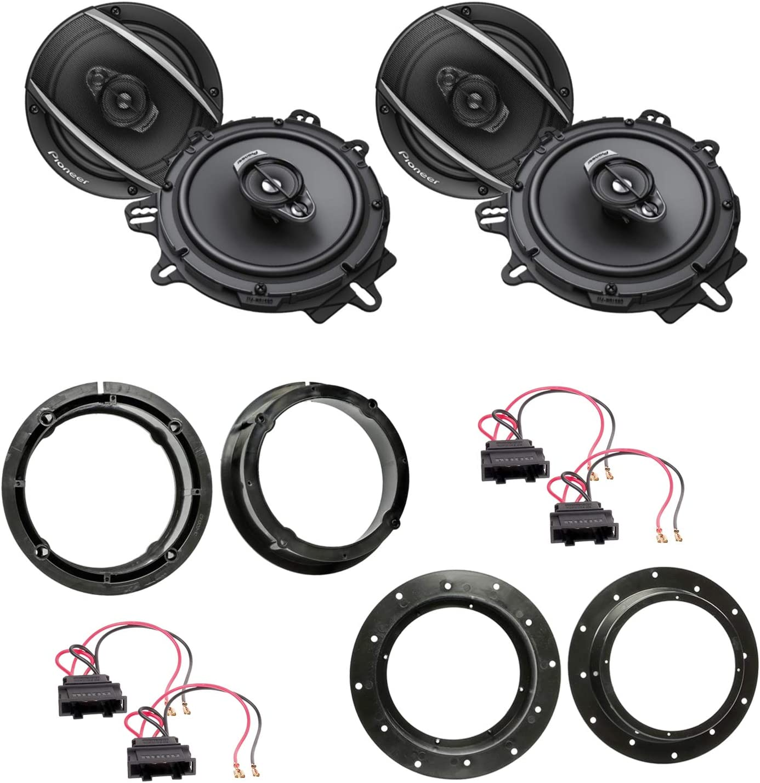 Lautsprecher Einbauset Kompatibel Mit Passat B8 Arteon Elektronik