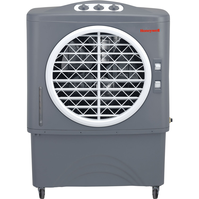 Honeywell CO48PM 1062 CFM Indoor/Outdoor Evaporative Air Cooler Grey