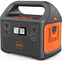 $139 » Jackery Portable Power Station Explorer 160, 167Wh Lithium Battery Solar Generator (Solar…