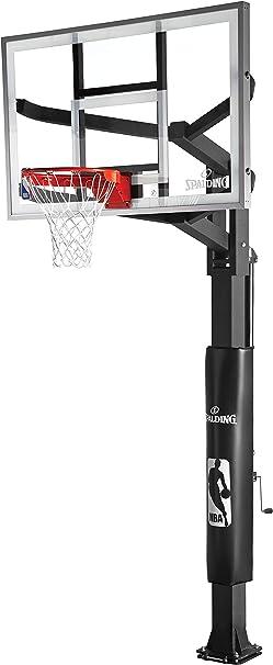 Amazon.com: Spalding H-Frame - Sistema de baloncesto: Sports ...