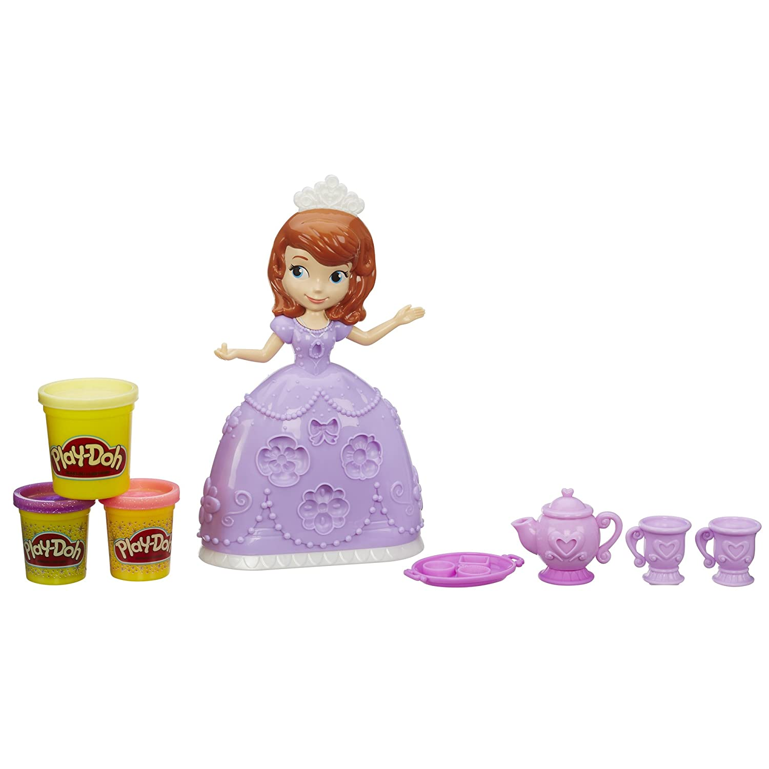Play Doh Sofia The First Dress Up