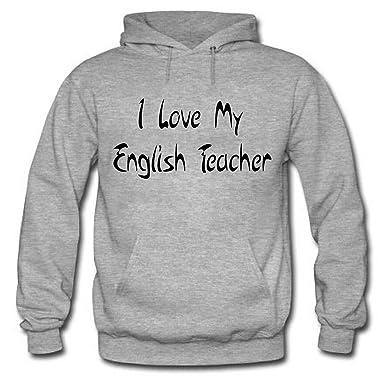 i love my english teacher