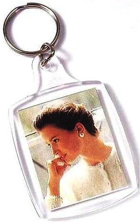 Pc3721 Passfoto Blank Acryl Schlüsselanhänger 45 X 35 Mm Modell 95457 5 Stücke Küche Haushalt