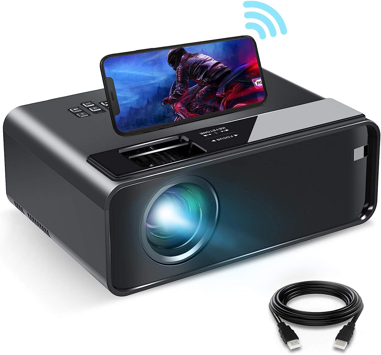 ELEPHAS 2021 Upgrade Projector