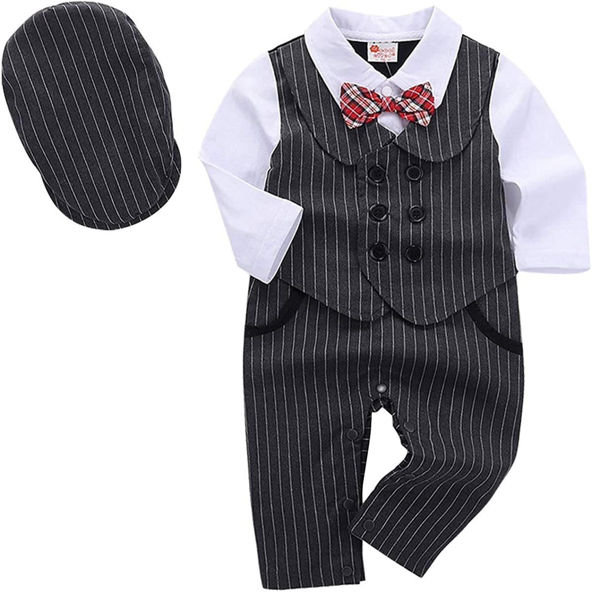Bebone Baby Boy Formal Clothes Outfit Christening Suit