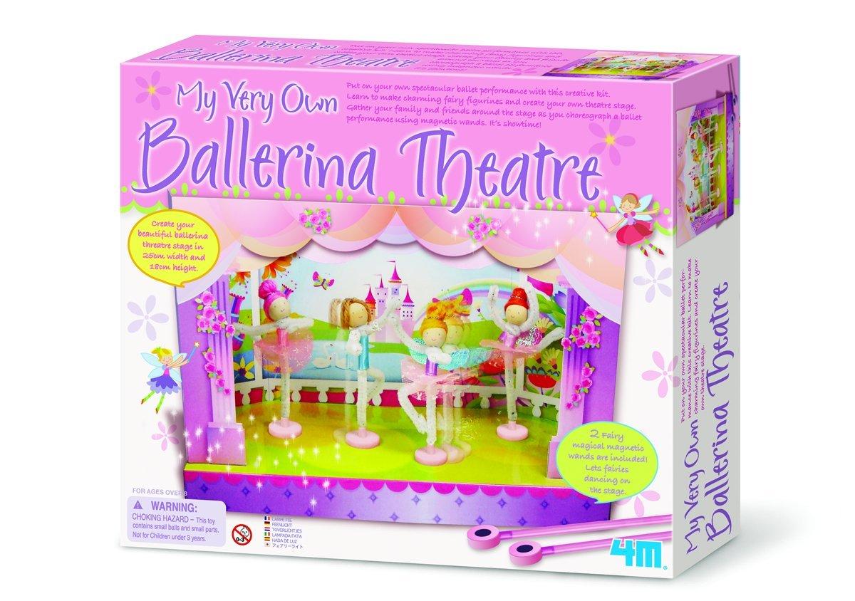 4M My Very Own Ballerina Theatre Toysmith 4692