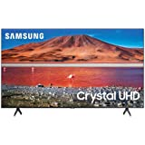 SAMSUNG 75-inch Class Crystal UHD TU-7000 Series - 4K UHD HDR Smart TV with Alexa Built-in (UN75TU7000FXZA, 2020 Model…