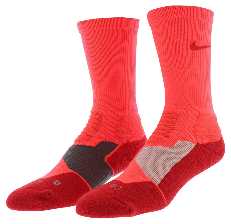Nike Crew Socks Hyperelite Basketball Calcetines, Unisex, Small ...