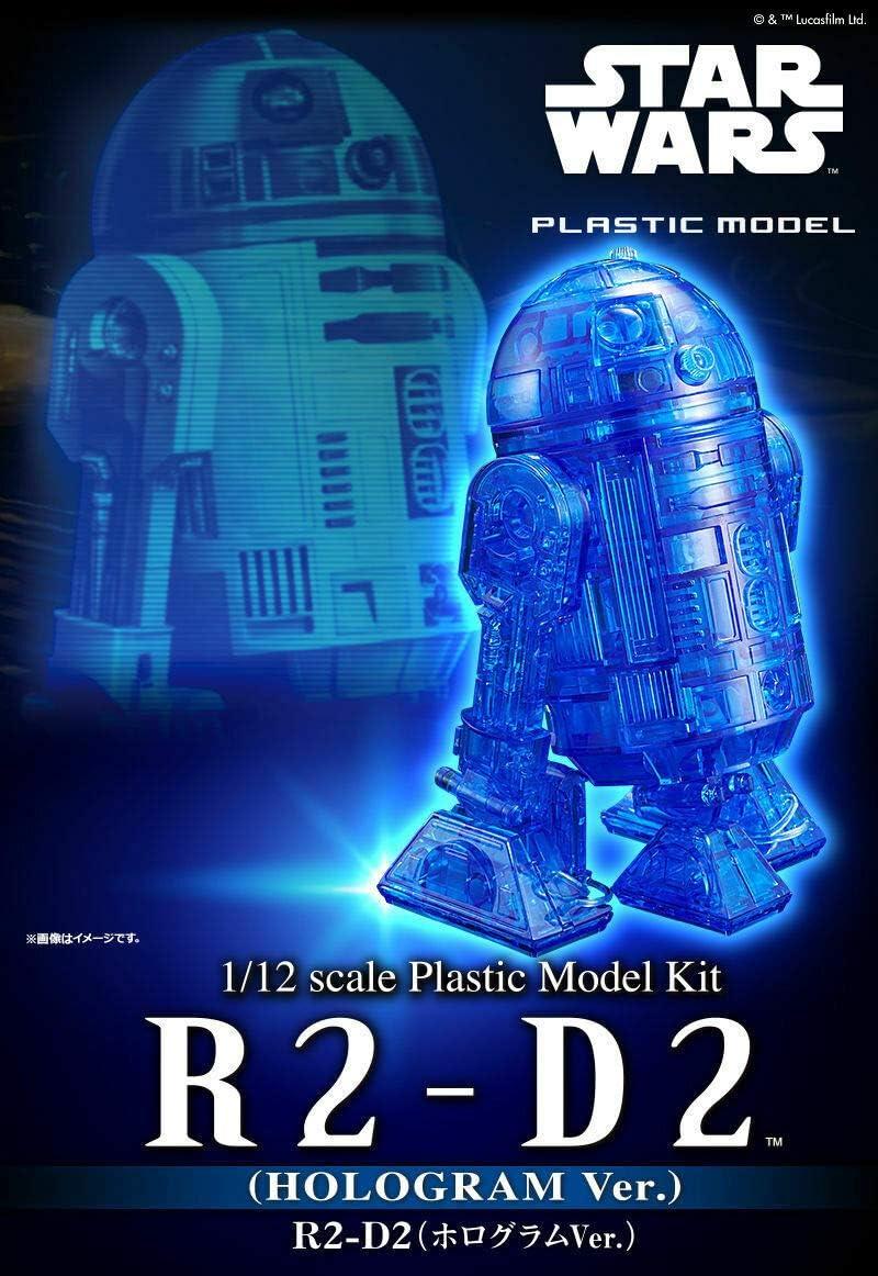 Amazon Com Star Wars 1 12 R2 D2 Hologram Ver Toys Games