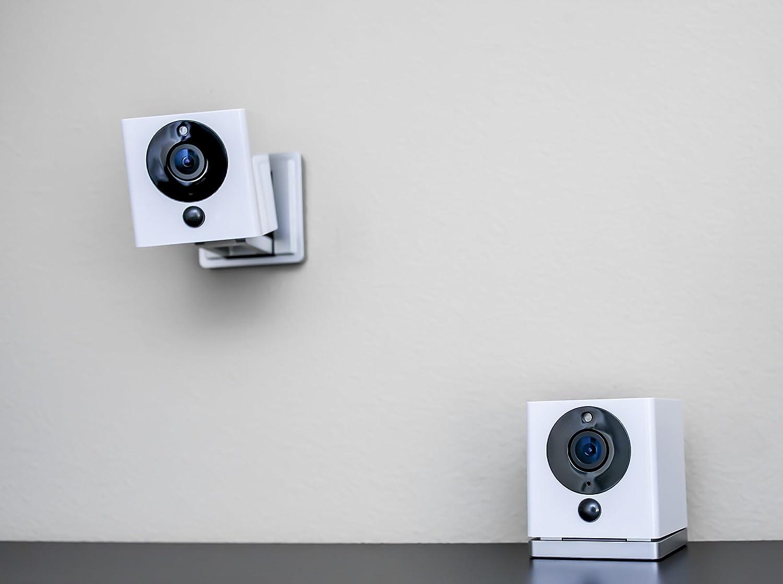 iSmartAlarm Spot HD Video Camera, White