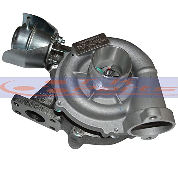 Amazon.com: TKParts New GT1544V 753420-5005S Turbo Charger For Ford VOLVO Peugoet Citroen Mini Cooper D R55 R56 DV6TED4 1.6L: Automotive