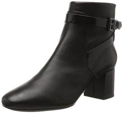 Geox D Audalies Mid B, Botas para Mujer: Amazon.es: Zapatos y complementos