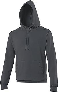 Anvil - Sweatshirt à capuche - Adulte unisexe (2XL) (Gris tempête) AWDis JH001
