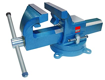 bessey bv df6sb 6 heavy duty bench vise with pipe jaws hammer tone