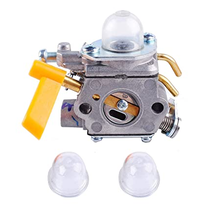 Amazon.com: poweka Carburador Carb Para Ryobi 30 CC ...