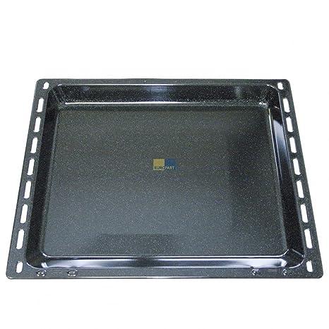 Bandeja de horno esmaltada (OT) 32 mm, compatible con dispositivos de: AEG Arthur Martin Corber...