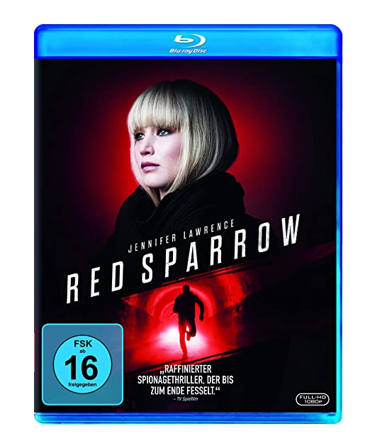 Red Sparrow - 2018 - Blu-ray - Amazon