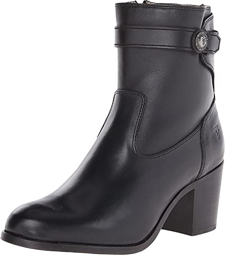 Women's Malorie Button Short Ankle Boot