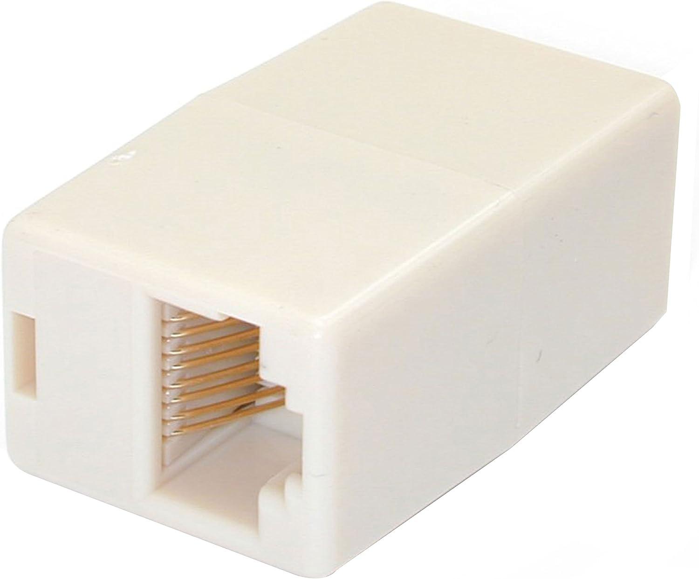 modular inline coupler StarTech.com Cat5e RJ45 Modular Inline Coupler cat5e coupler Ethernet coupler