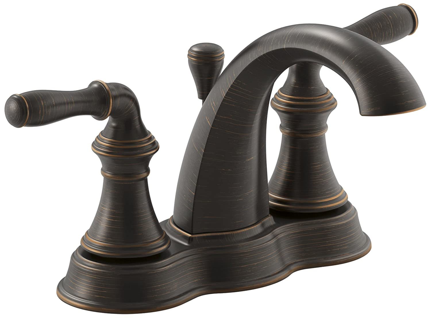 Good kohler k 393 n4 2bz devonshire 4 inch centerset lavatory faucet oil rubbed bronze www for Bathroom sink faucets 4 inch centerset
