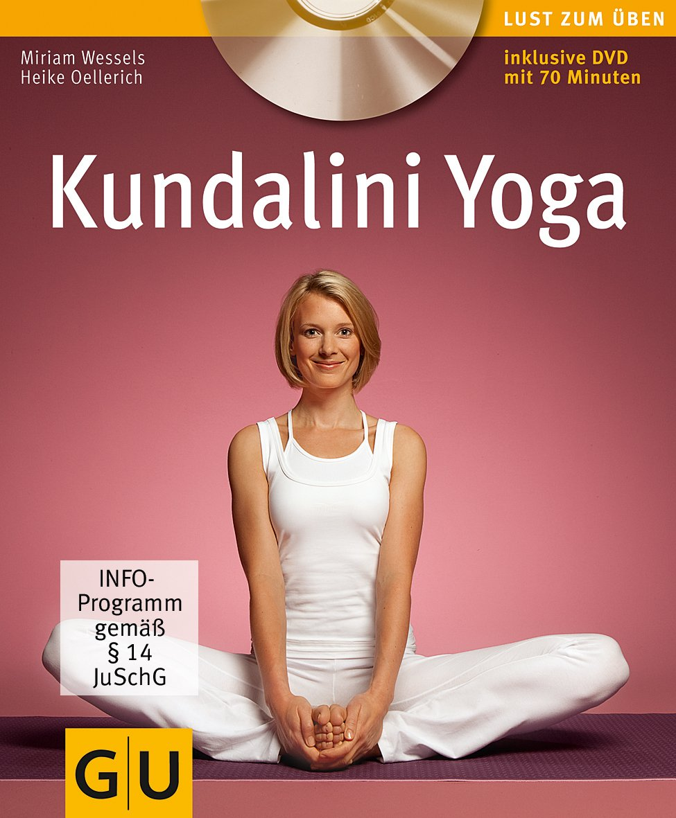 Kundalini-Yoga (mit DVD-Video): 9783833815294: Amazon.com: Books