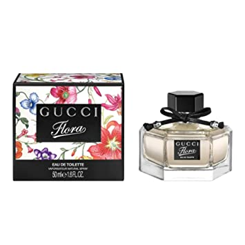 048b251e4 Gucci Flora Eau de Toilette for Women - 50 ml: Amazon.co.uk: Beauty