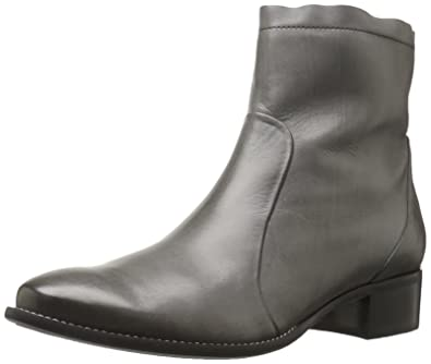 Paul Green Women's Kal Boot Ankle Bootie, Iron Leather, ...