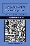 Large Print: Tarascon Pocket Pharmacopoeia 2017