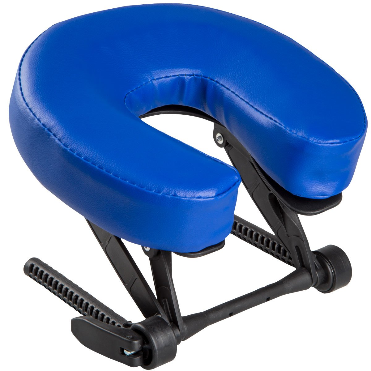 3B Scientific W60603B Blue Adjustable Headrest with Metal Brackets for Therapy Tables 1013732
