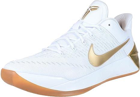 Nike Hombre Kobe Ano Zapatillas de Baloncesto (12): Amazon.es ...