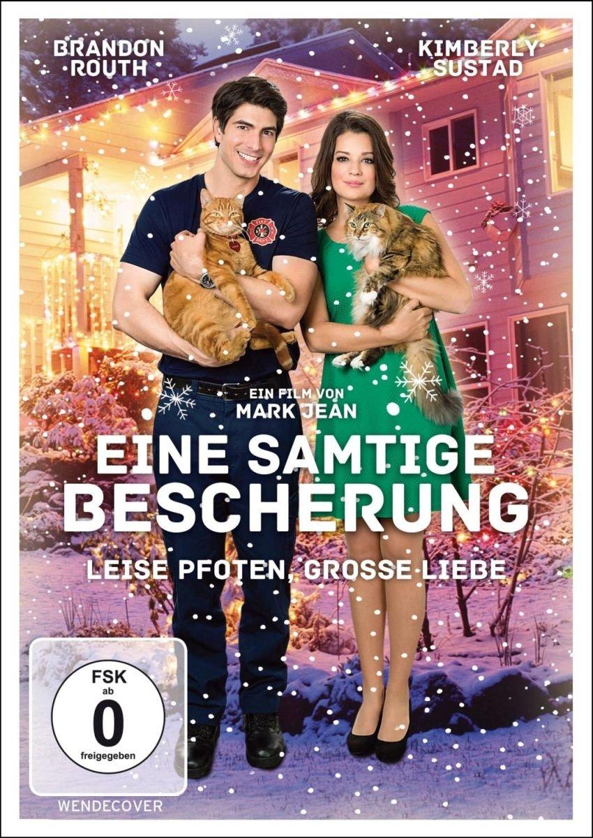 The Nine Lives of Christmas: Amazon.de: DVD & Blu-ray