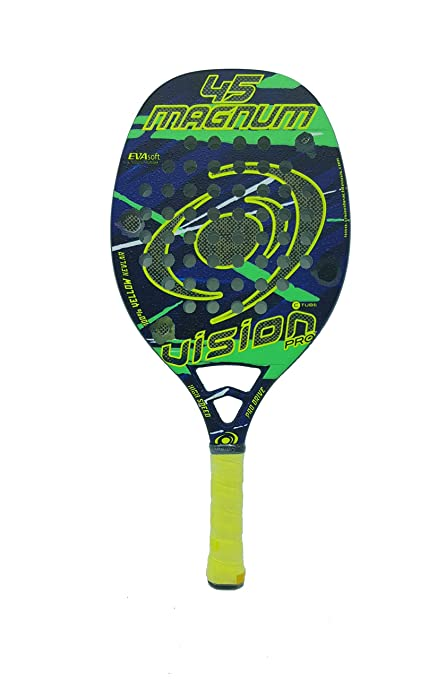 Amazon.com: Vision Pro Racket - Raqueta de tenis de playa 45 ...