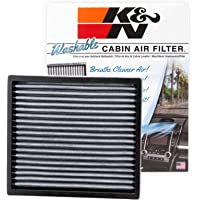 $29 » K&N Cabin Air Filter: Washable and Reusable: Designed For Select 2000-2019 Toyota/Subaru…