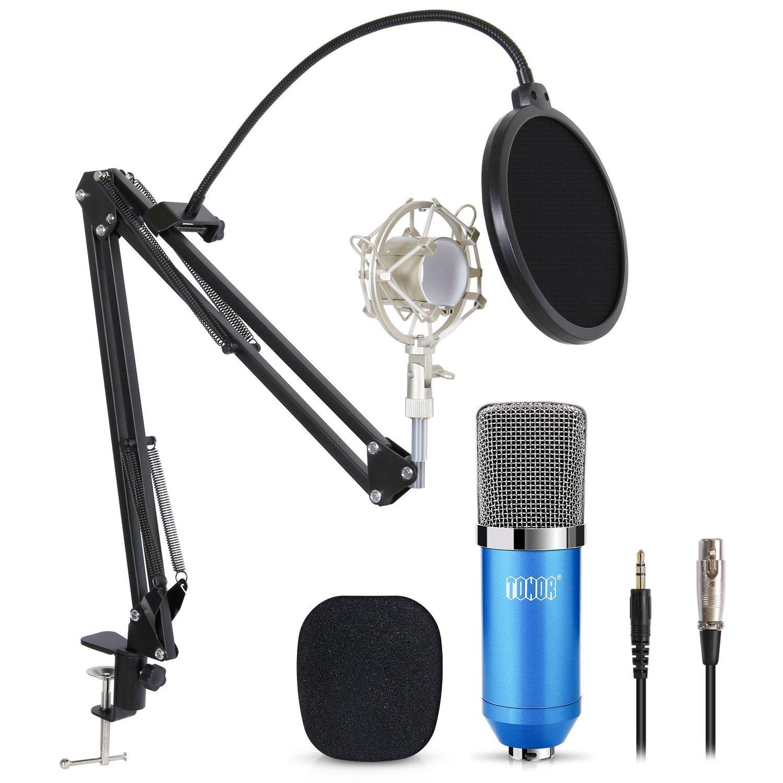 Collegare il microfono a condensatore